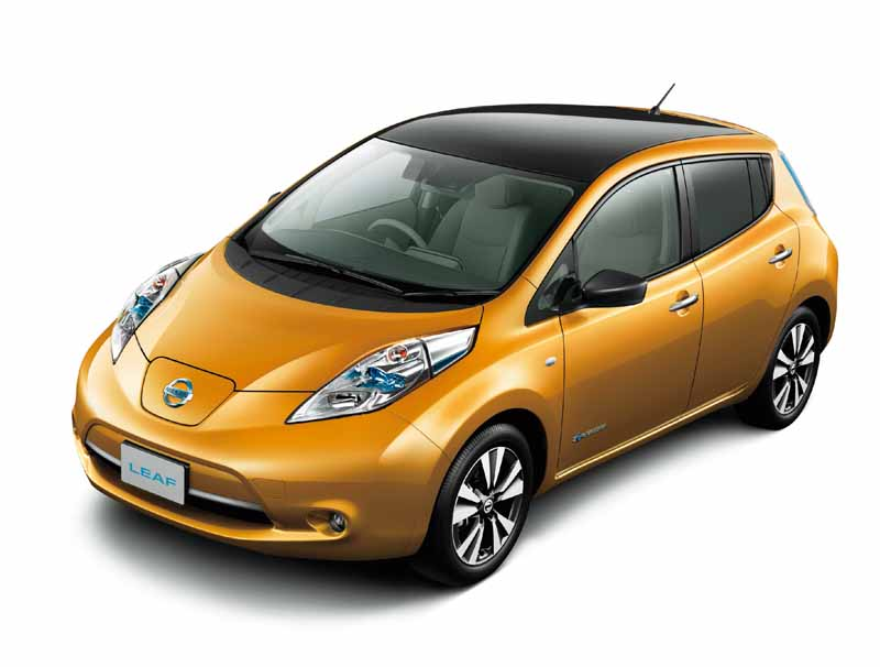 nissan-improved-revamped-leaf-expansion-and-automatic-brake-standardization-in-full-charge-mileage-is-280km20151110-5