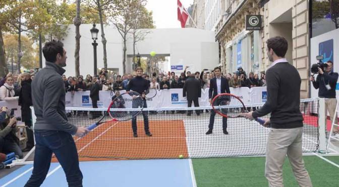 プジョー、ATP(男子プロテニス協会)とのグローバルパートナーシップを発表