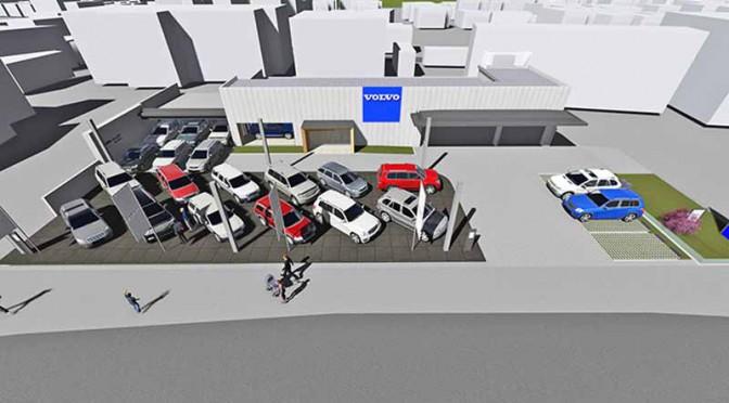 関西初のボルボセレクト専売拠点「VOLVO SELEKT伊丹アプルーブドカーセンター」開設