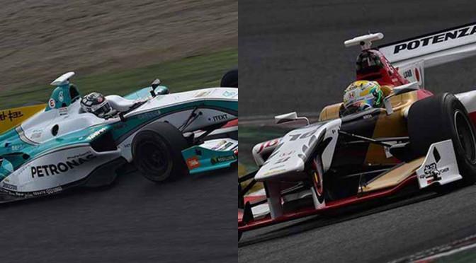 super-formula-round-7-qualifying-the-last-two-lotterer-in-the-heat-race-yamamoto-pp-won20151107-3
