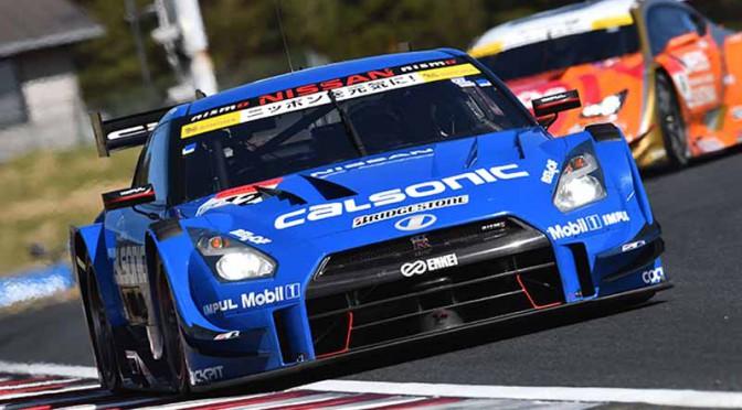 スーパーGT第7戦・予選、カルソニックIMPUL GT-Rが今季初PP