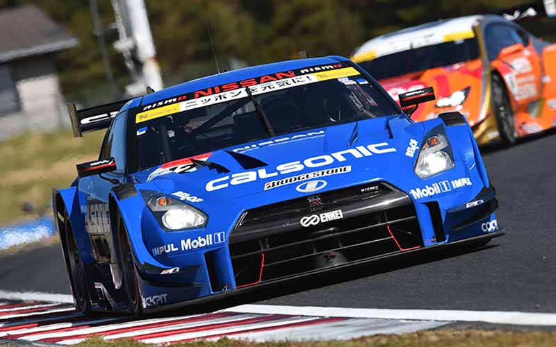 Impul-team-in-the-all-Japan-super-gt