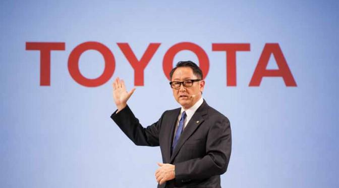 トヨタ自動車、定時株主総会で取締役人事など組織刷新