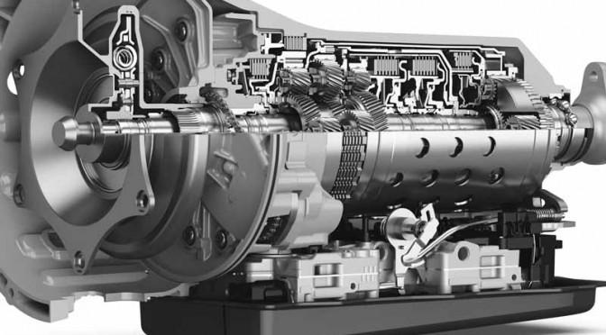 ZF、過酷なモータースポーツシーンで勝ちを狙えるAT開発に成功
