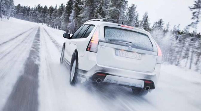 NEXCO東日本、佐久市で無料「雪道体験ドライブレッスン」開催