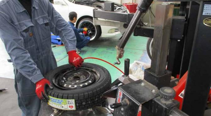 軽雪地域でオールシーズンタイヤがジワリと人気。輸入タイヤ専門店のワールドループつくば