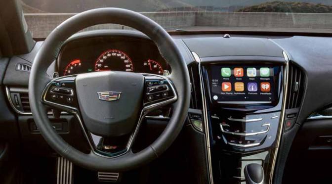 GMジャパン、「キャデラック」と「シボレー」にApple CarPlay標準搭載へ