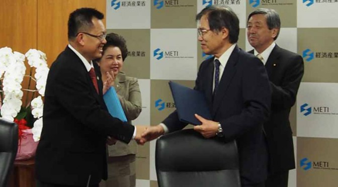 日本自動車研究所、タイ王国工業省と人材育成に関する覚書を締結