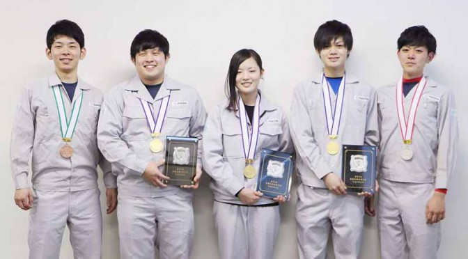 mazda-won-the-gold-medal-athletes-headquarters-factory-belongs-at-the-first-time-three-events-in-the-53rd-national-skills-competition20151209-1