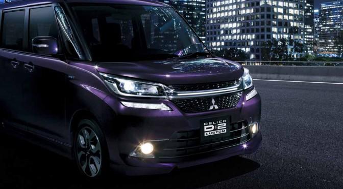 三菱自動車、コンパクトミニバン「デリカD:2」をフルチェンジ