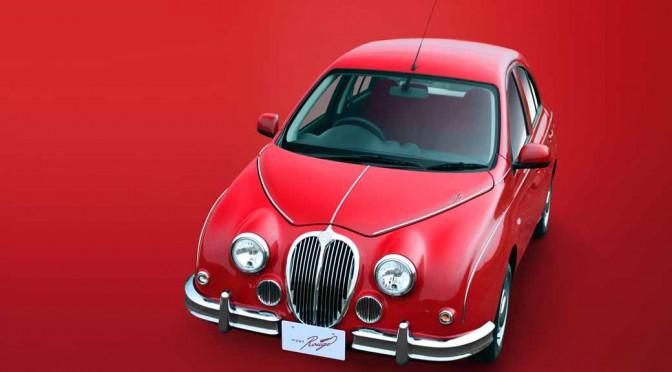光岡自動車、限定台数15台の特別仕様車 VIEWT Rouge(ビュート ルージュ)発表