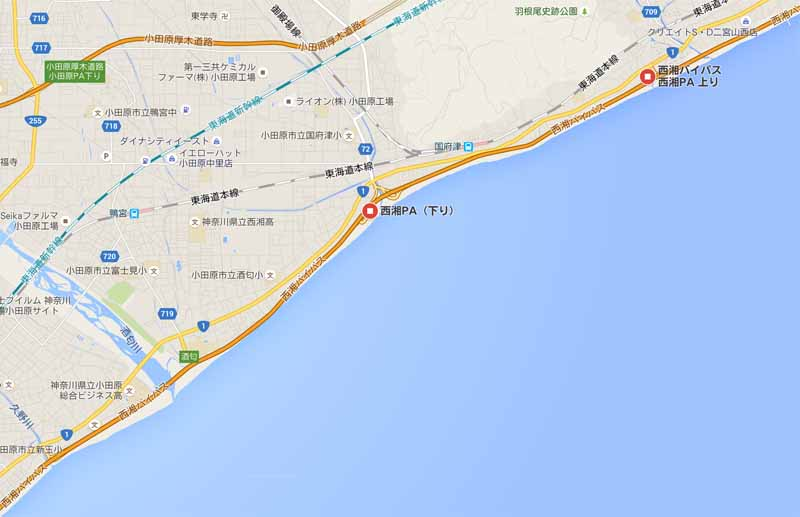 nexco-in-japan-and-closed-seisho-bypass-seisho-pa-down-for-the-new-years-day-sunrise-sightseeing-accident-prevention20151223-2