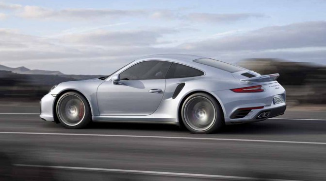 ポルシェジャパン、新911ターボと911ターボSの予約受注開始