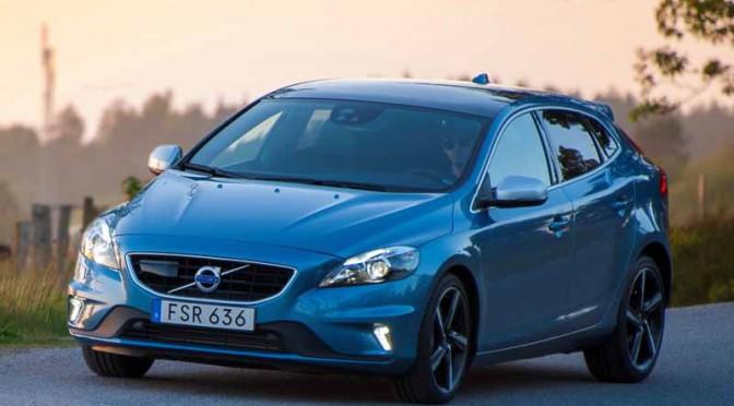 ボルボ、特別限定車「V40 D4 R-DESIGN」を200台限定発売