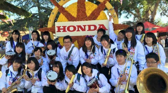 Honda and TOMODACHI initiative, a cultural exchange program 2016 implementation-3