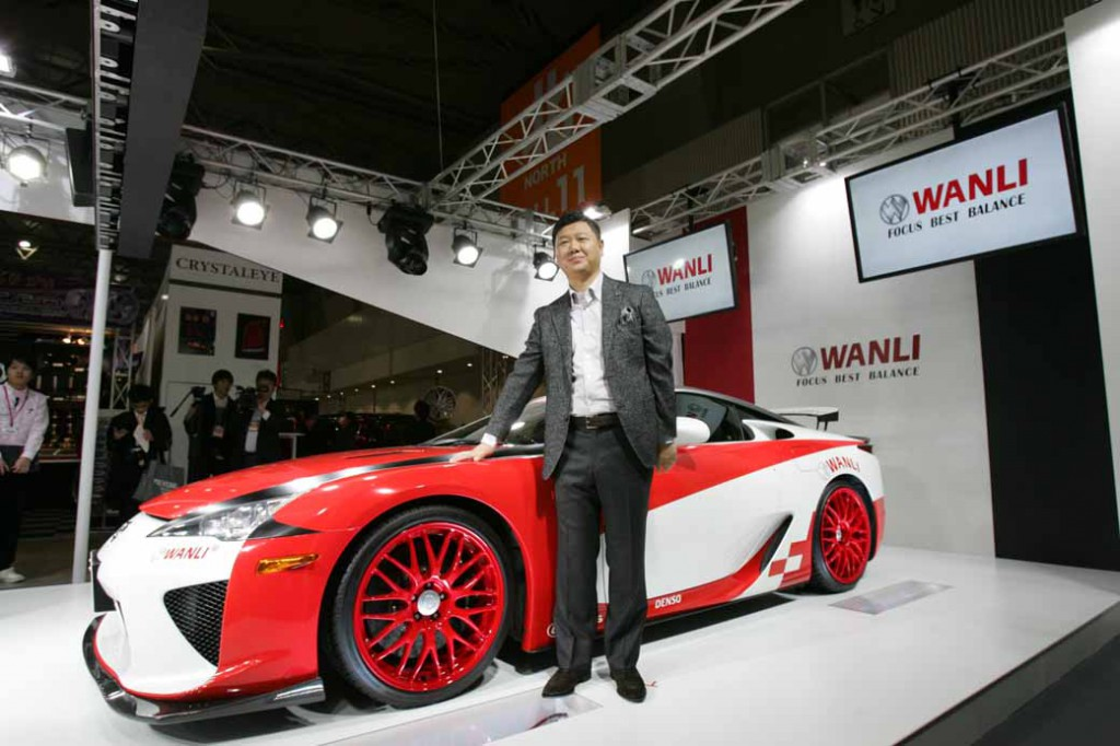 china-market-first-place-of-state-owned-brand-one-lee-tire-is-participated-in-the-tokyo-auto-salon20160117-4