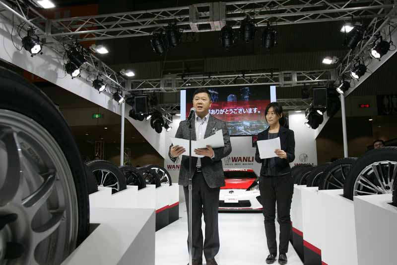 china-market-first-place-of-state-owned-brand-one-lee-tire-is-participated-in-the-tokyo-auto-salon20160117-5