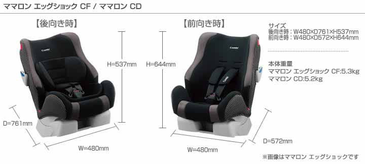 combi-shock-absorbing-material-installed-in-the-child-seat-mamaron-egg-shock-cf-released20160119-2