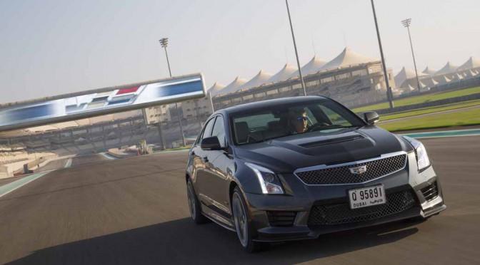 GMジャパン、スーパー・スポーツセダンの新型「キャデラックCTS-V」を発表