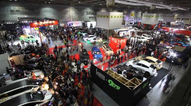 開催20回目の大阪オートメッセ、インテックス大阪で2/12から開催