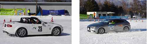 nexco-east-japan-free-snow-covered-road-experience-drives-lesson-in-saku-held20160113-1