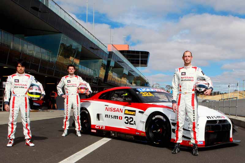 nissan-motor-co-and-determine-the-driver-line-up-of-bathurst-12-hour-race20160119-2