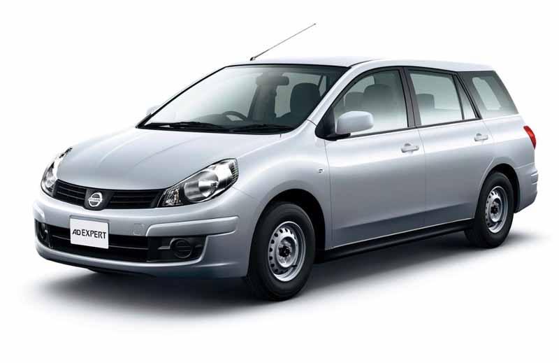 日産自動車の商用バン、ADエキスパート 1.5 GX