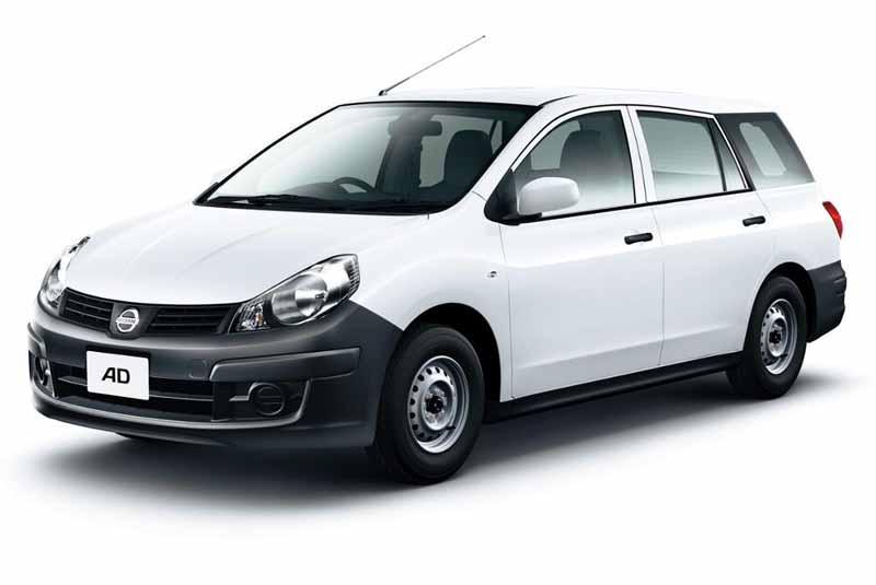 日産自動車の商用バン、AD 1.5 VE