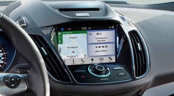PSAプジョーシトロエン、フォードのスマートデバイスリンクによるアプリ開発・連携を視野へ