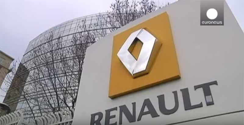 renault-the-french-government-authorities-spot-inspections-stemming-from-exhaust-gas-fraud-problem-in-vw-stock-prices-continued-to-fall-of-car-companies-in-the-european-countries20160115-1