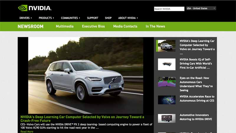 volvo-the-in-vehicle-computer-with-a-deep-learning-ability-of-nvidia-in-automatic-operation-experiment-is-adopted20160106-3