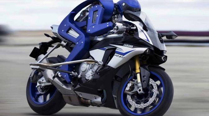 ヤマハ発動機、ヒト型自律ライダーロボット「Motobot」のサーキット疾走計画を本格始動
