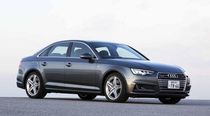 アウディ、燃費効率を33%改善させた新型「Audi A4」で自動運転への布石も打つ