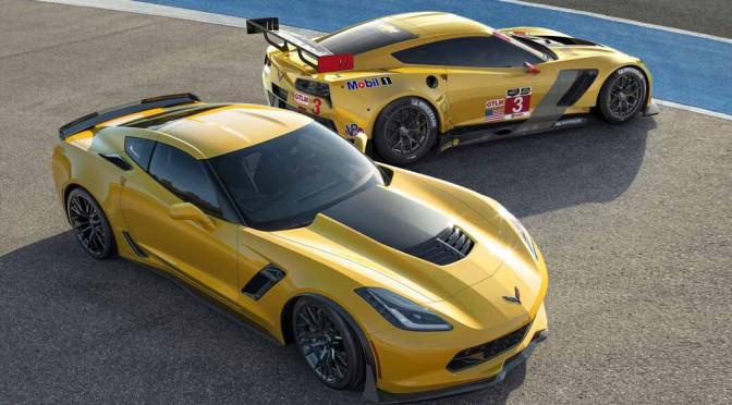 GMジャパン、コルベットレーシング・イエローのZ06を含む限定車発表