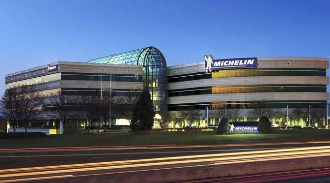 ミシュラン、2048年迄にタイヤ素材のリサイクル比率を8割へ