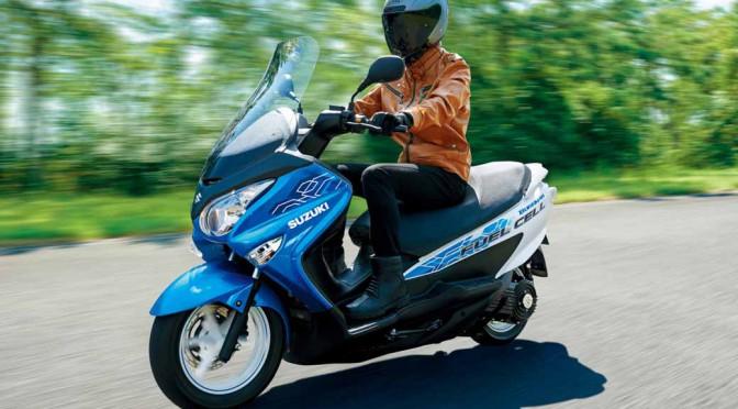 国土交通省、燃料電池二輪自動車等の技術基準を世界初策定
