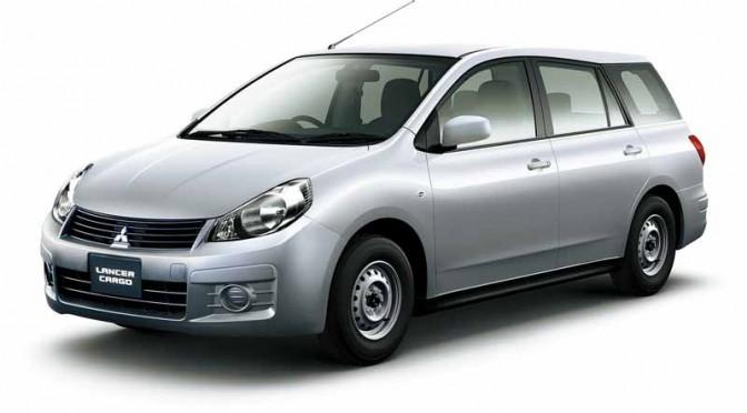 三菱自動車、商用車『ランサーカーゴ』を一部改良