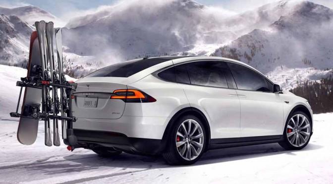 テスラジャパン、「Tesla Model X」を販売開始。航続距離542km。895万円から。