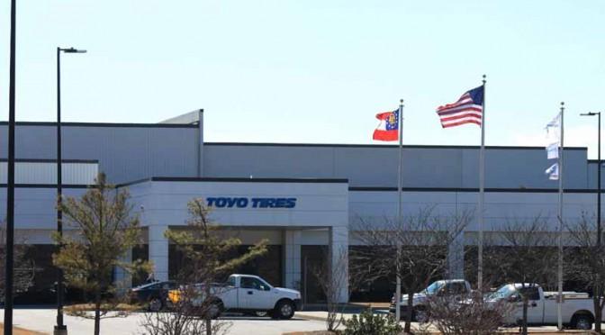 東洋ゴム工業、米国タイヤ製造子会社における生産能力を追加増強