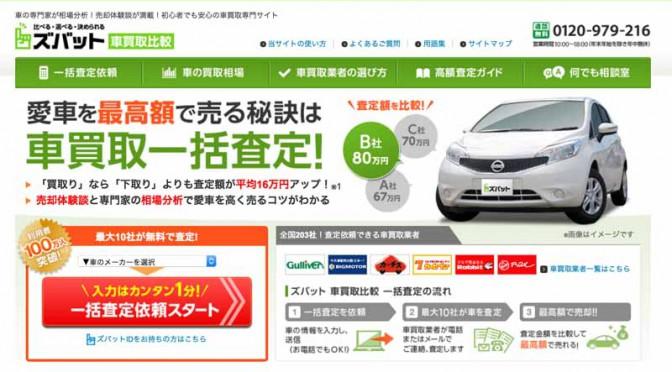 中古車一括査定のウェブクルー、車買取・査定に関する実態調査を実施