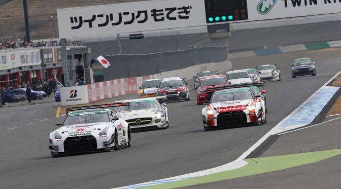 BS12トゥエルビ、自動車レースの「スーパー耐久」を放送開始・4月2日スタート