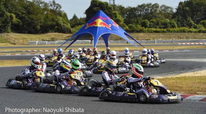 DUNLOP(ダンロップ)、「Red Bull Kart Fight」に協賛