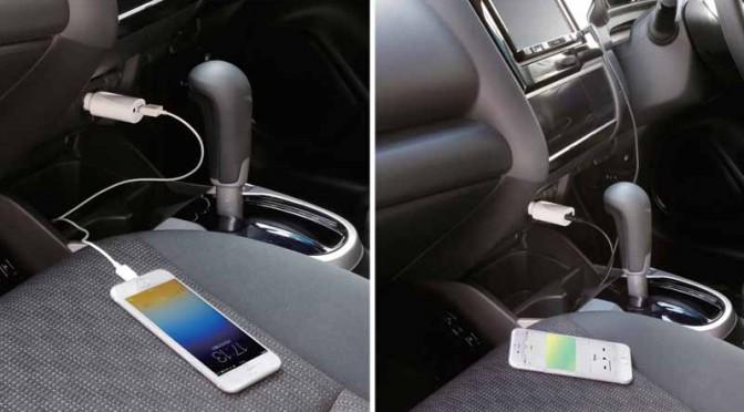 エレコム、Bluetooth4.0車載用オーディオレシーバー発売