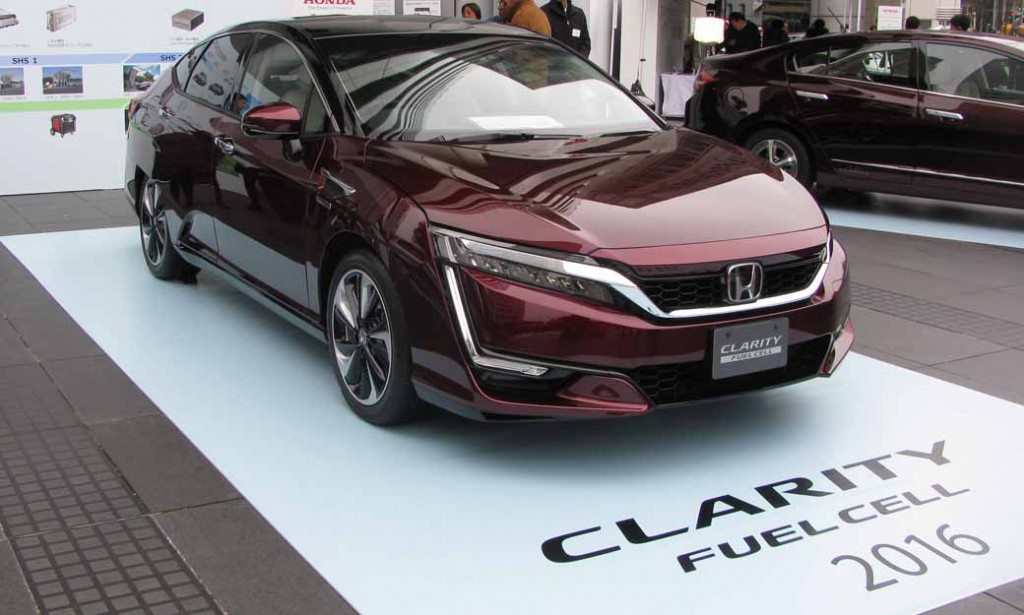 �����������clarity fuel cell�����������