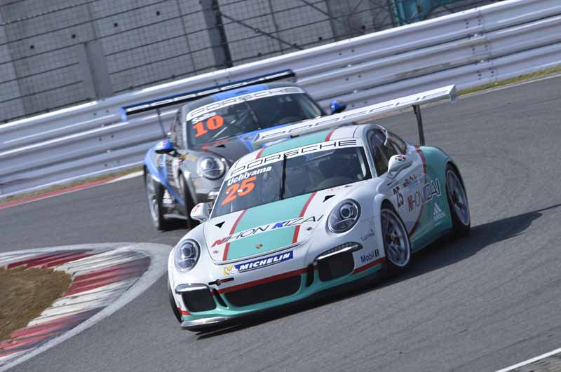 implement-the-porsche-japan-carrera-cup-japan-2016-joint-test20160328-4