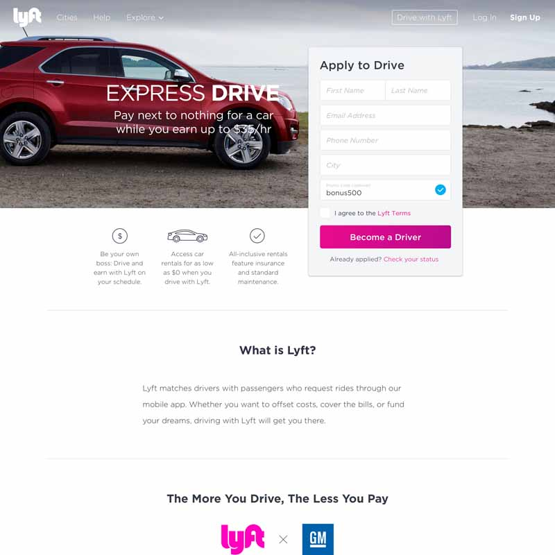 lyft-and-gm-of-ride-share-the-driver-announced-a-rental-car-available-in-the-week-9920160317-3
