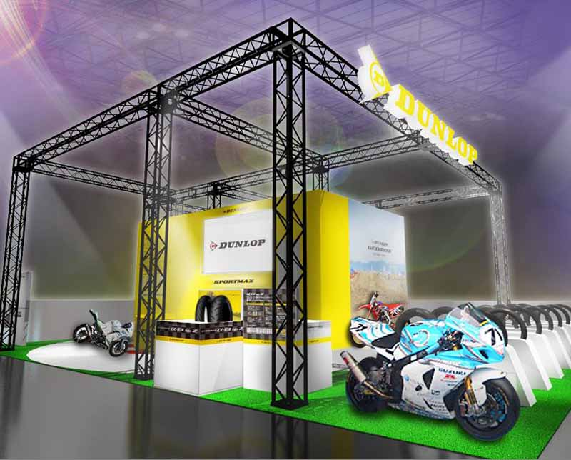 sumitomo-rubber-industries-exhibited-dunlop-booth-in-the-43rd-tokyo-motor-cycle-show20160317-1
