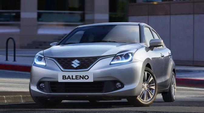 スズキ、新型小型乗用車「バレーノ」で世界生産体制の構築へ