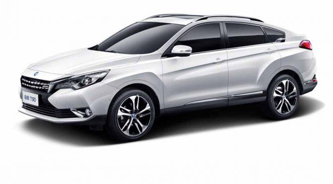 東風日産、北京で若年ターゲットの新型SUV「Venucia T90」を初公開