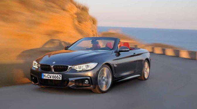BMW、4シリーズ クーペ/カブリオレ/グランクーペに新世代エンジンを搭載